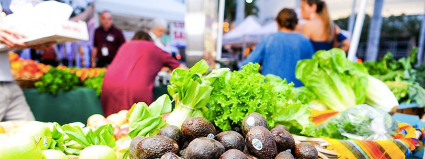 Miami's Best Farmers Markets for Shopping Hyper-Local