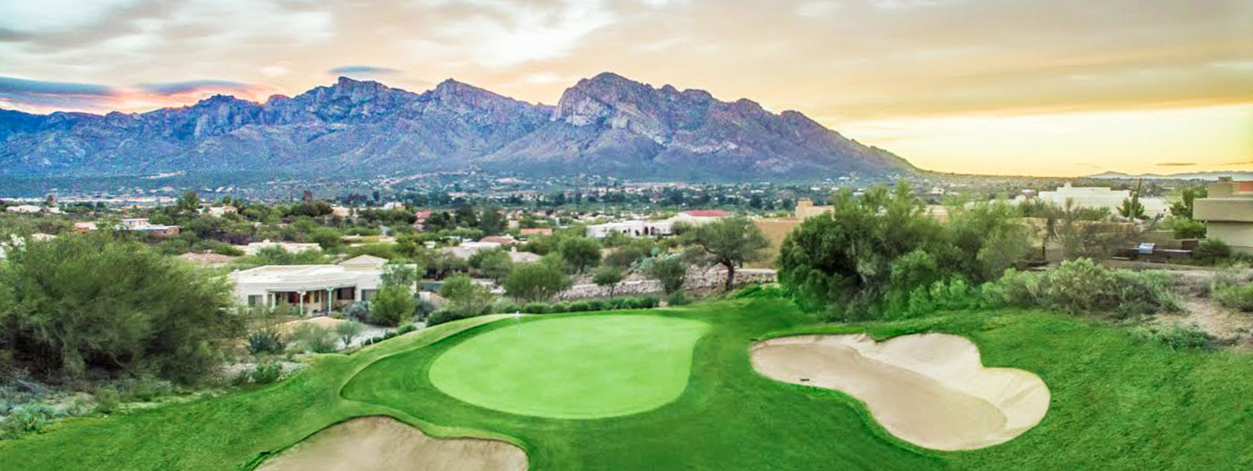 A Guide to Luxury Golf Course Communities in Northwest Tucson