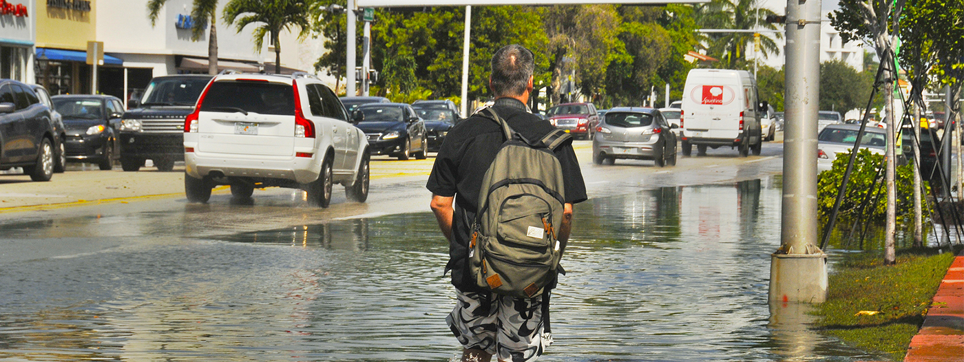 Despite High Flood Risk, South Florida Home Prices on Rise