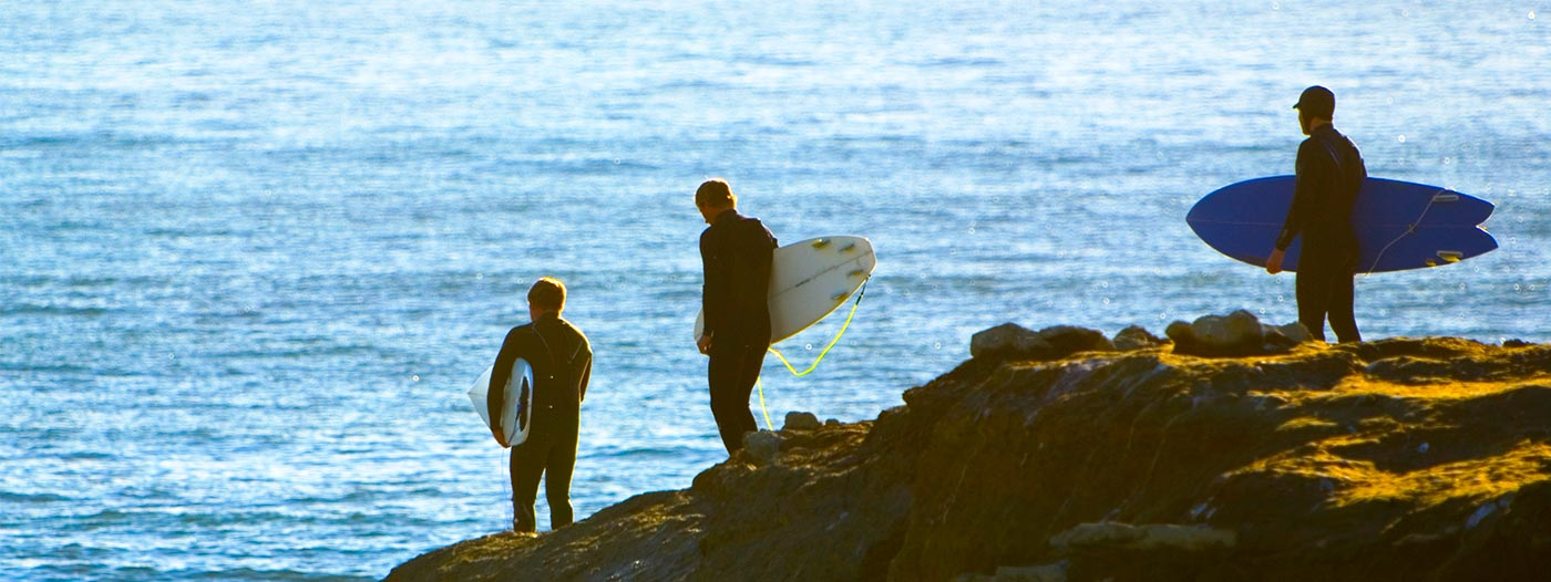 A Guide to Surf-Friendly Towns in the Bay Area