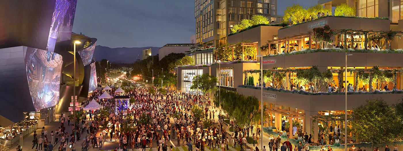 The Grand Avenue Project Has a Vision for Downtown Los Angeles