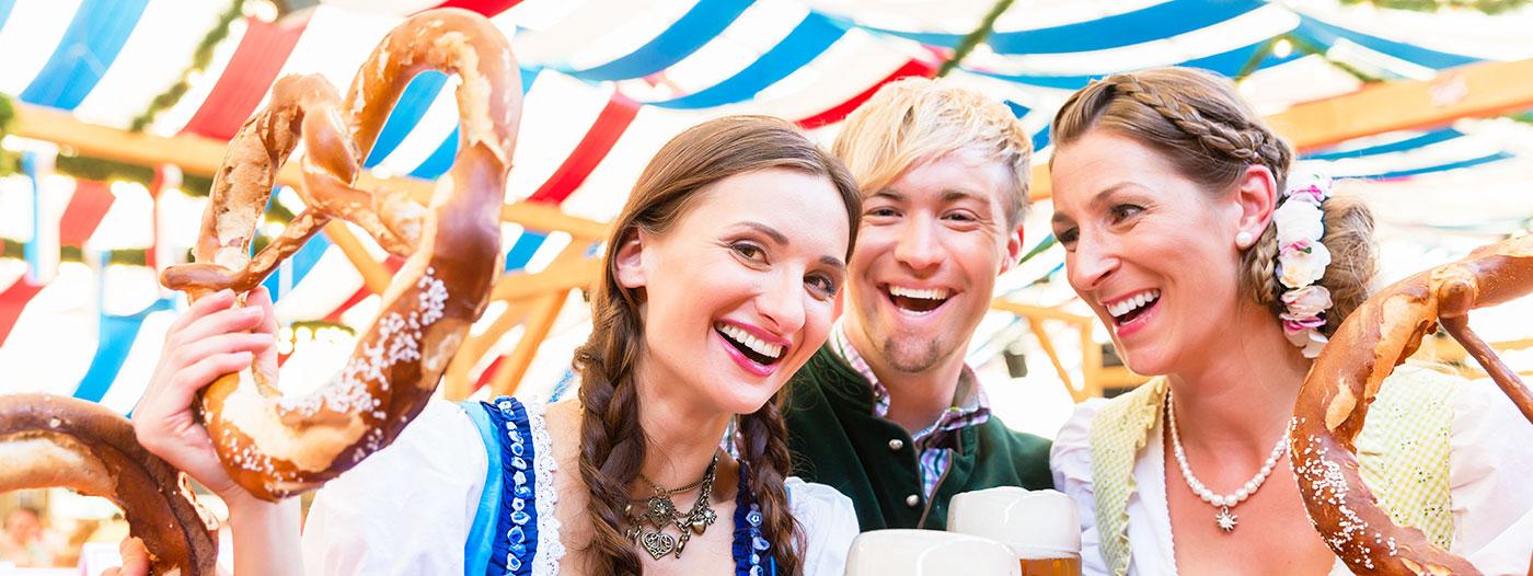 Celebrate Oktoberfest in These 3 Central Texas Neighborhoods
