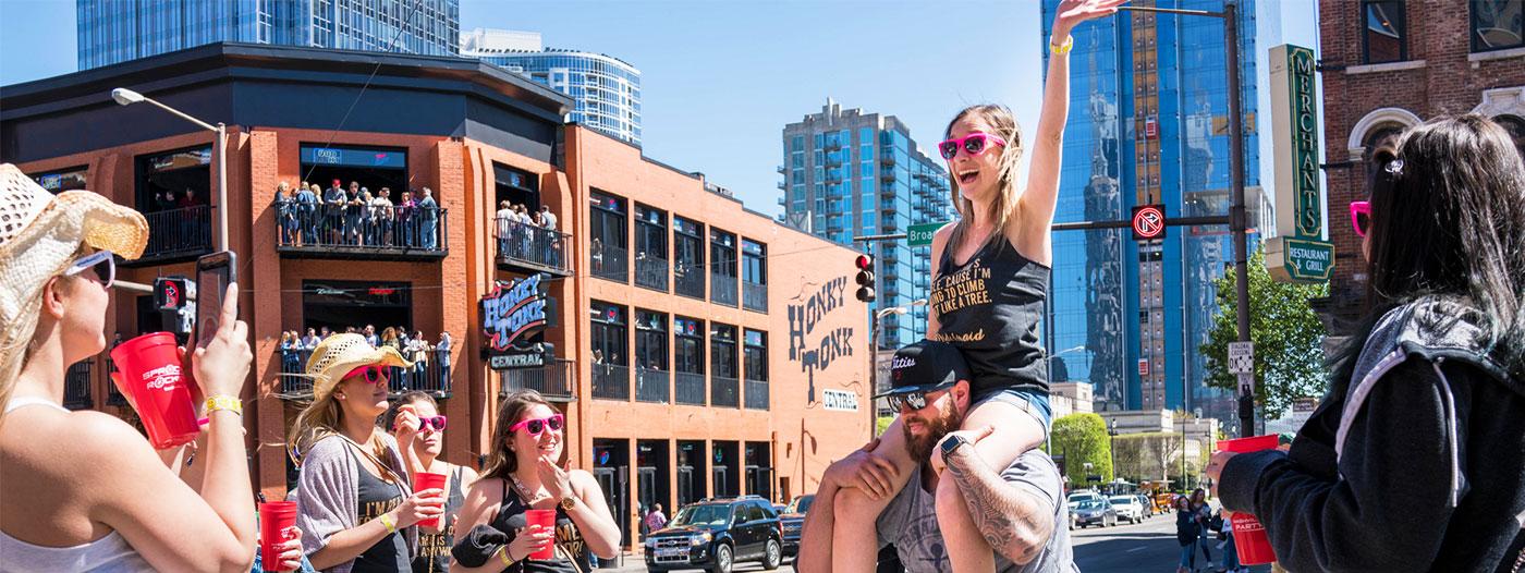 The Best Nashville Neighborhoods to Avoid Bachelorette Parties