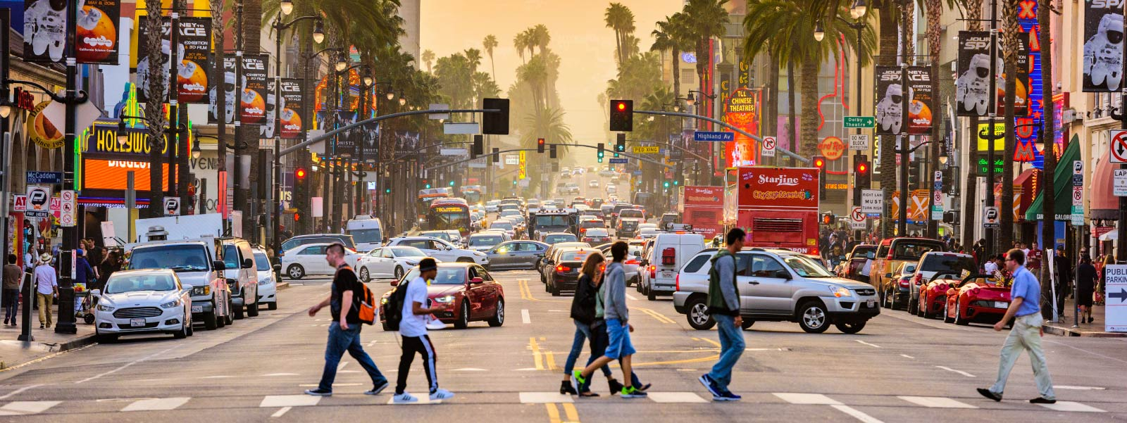 5 Los Angeles Neighborhoods That Are Becoming More Pedestrian-Friendly