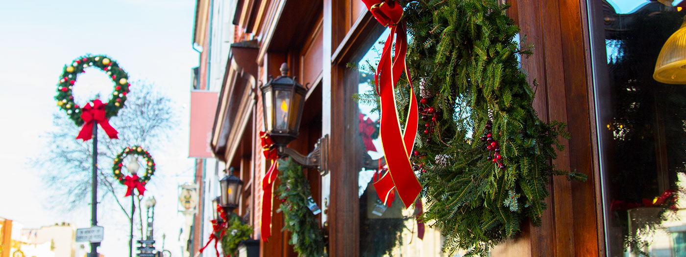 The 6 Best D.C.-Area Neighborhoods to Celebrate the Holiday Season