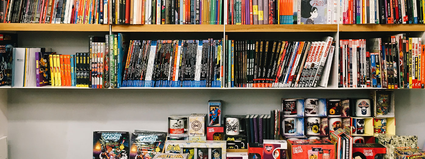 5 Must-Visit Comic Shops in Orange County