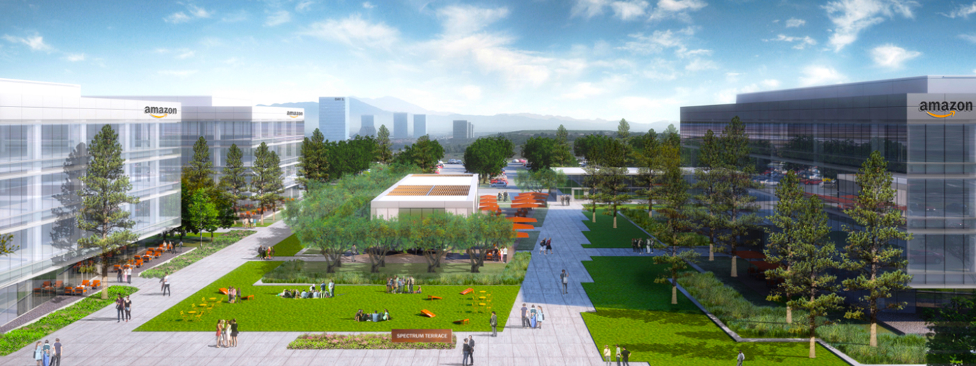 Los Angeles Among Top 20 Finalists for Amazon's Second Headquarters