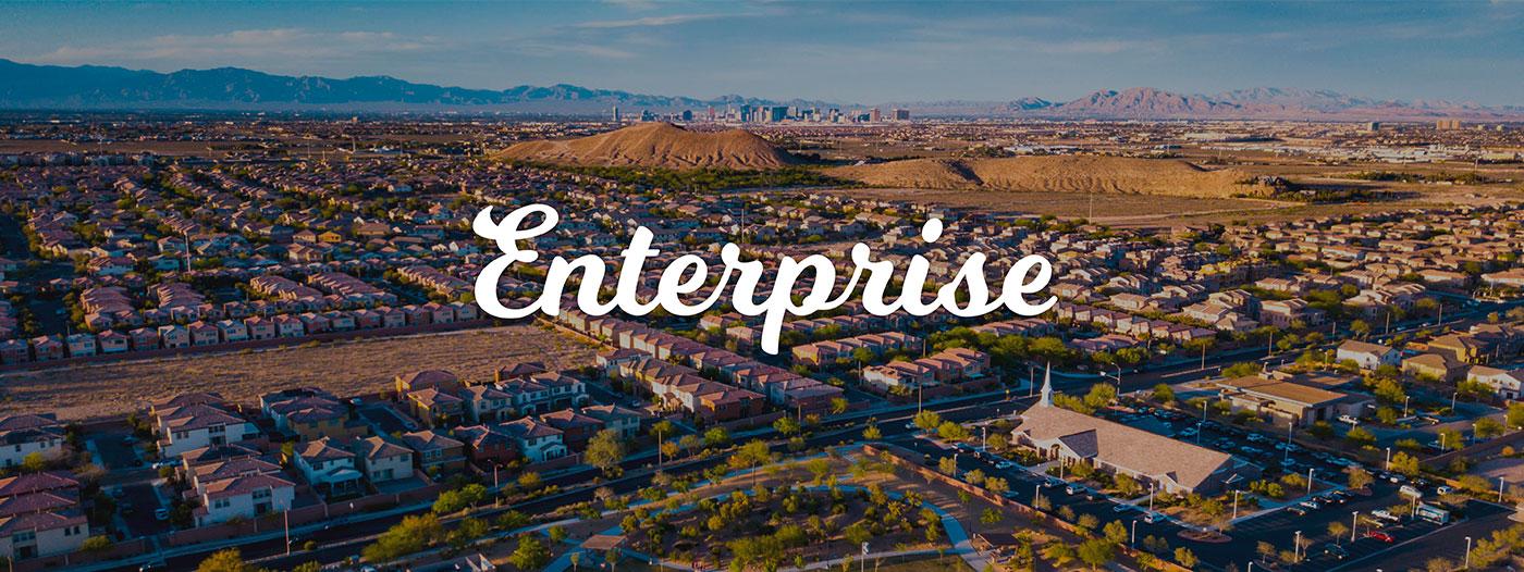 Suburban Spotlight: Enterprise