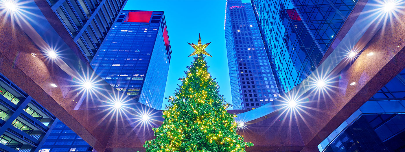 The Best Houston Neighborhoods for Celebrating the Holidays