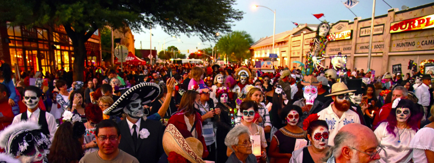 A First-Timer's Guide to Tucson's All Soul Procession