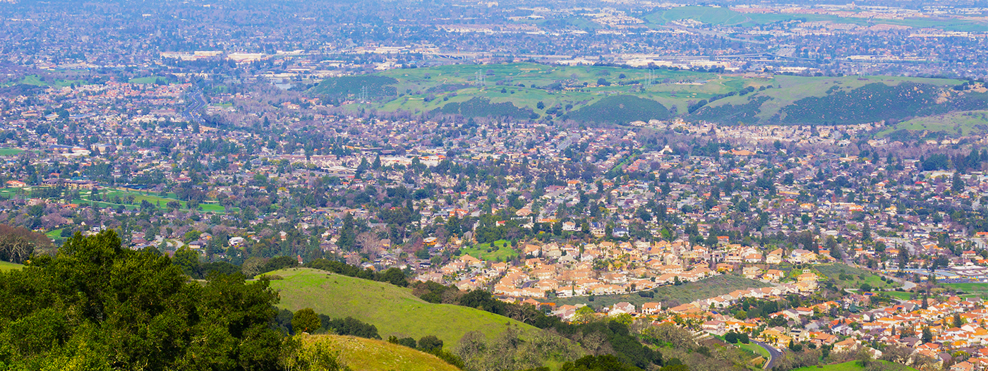 A Closer Look at San Jose's Almaden Valley
