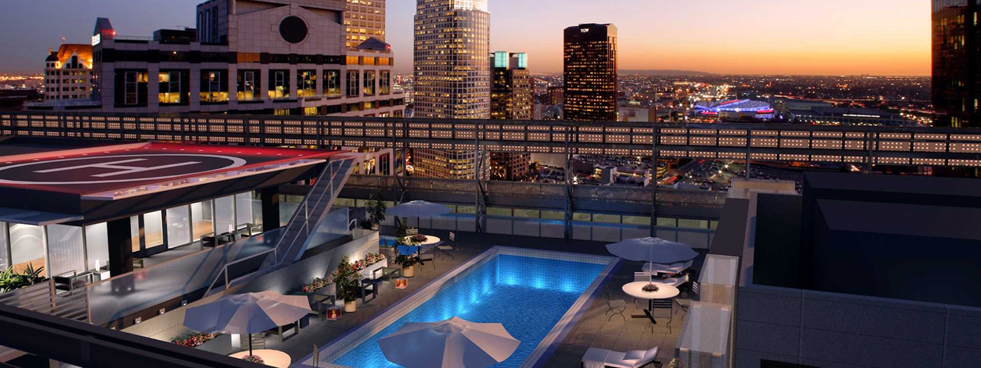 Expansion of TenTen Wilshire Moves Forward in DTLA