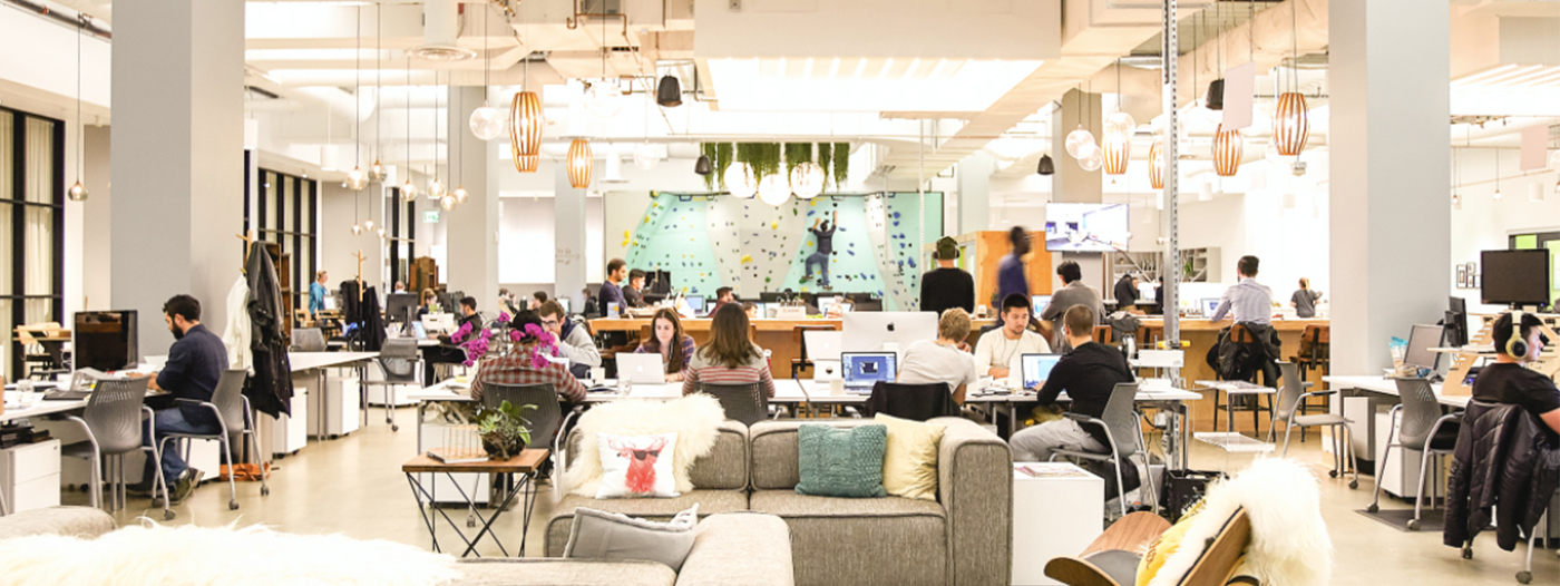 4 Coworking Spaces in San Francisco's SoMa With Insane Perks