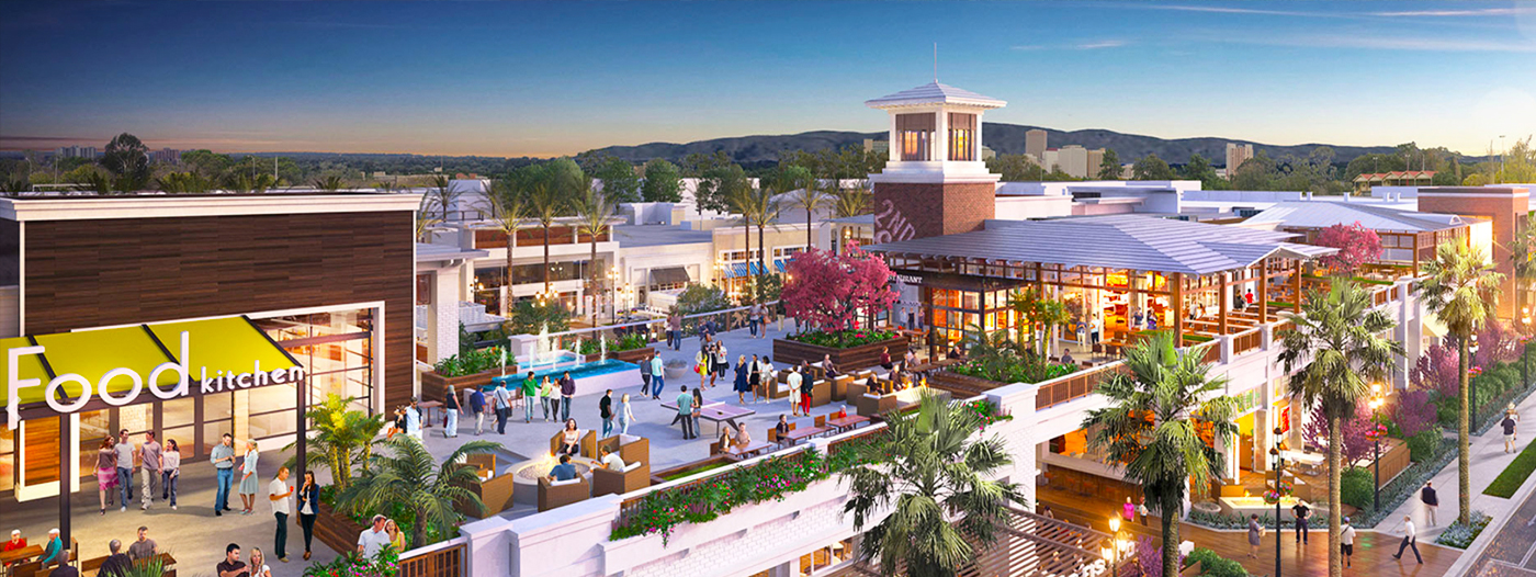 Long Beach's $100 Million Outdoor Mall Will Not Be Your Typical Shopping Center