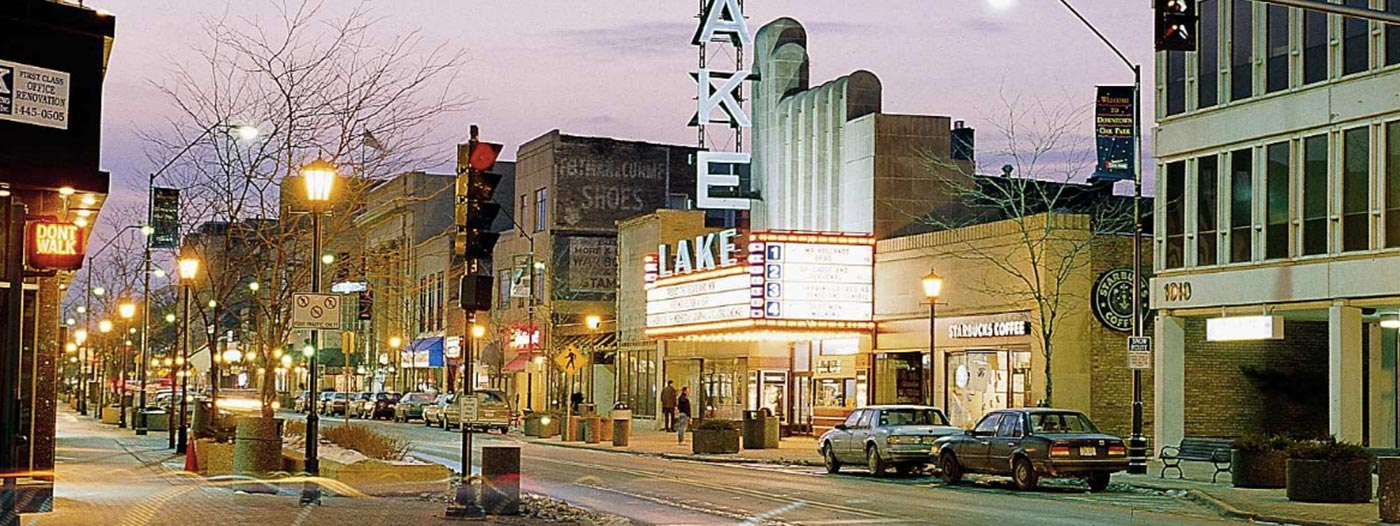 Oak Park Officials Look to Future With Streetscape, Park, Infrastructure Improvements