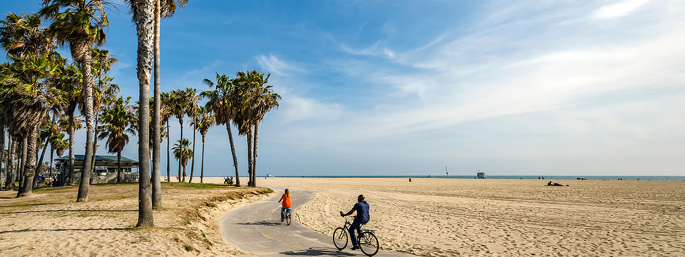 LA's and Orange County's Most Popular Running & Biking Routes