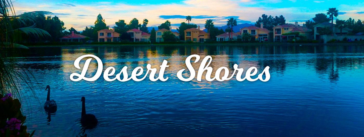 Neighborhood Spotlight: Desert Shores
