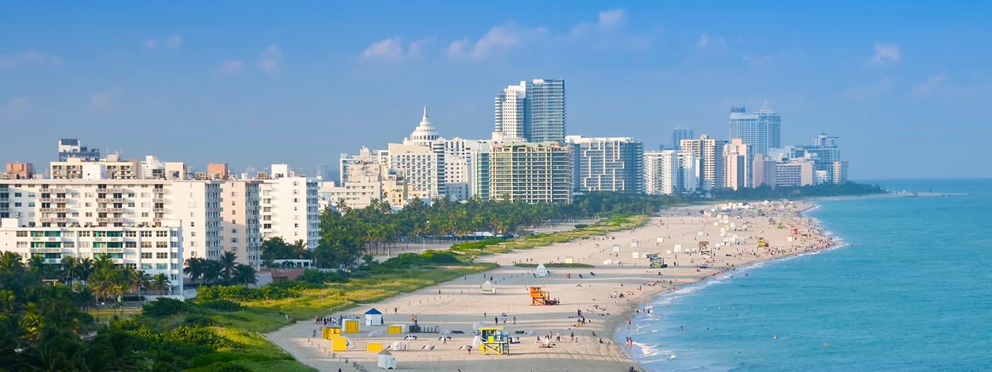 Beach-side Havens Near Miami Beach