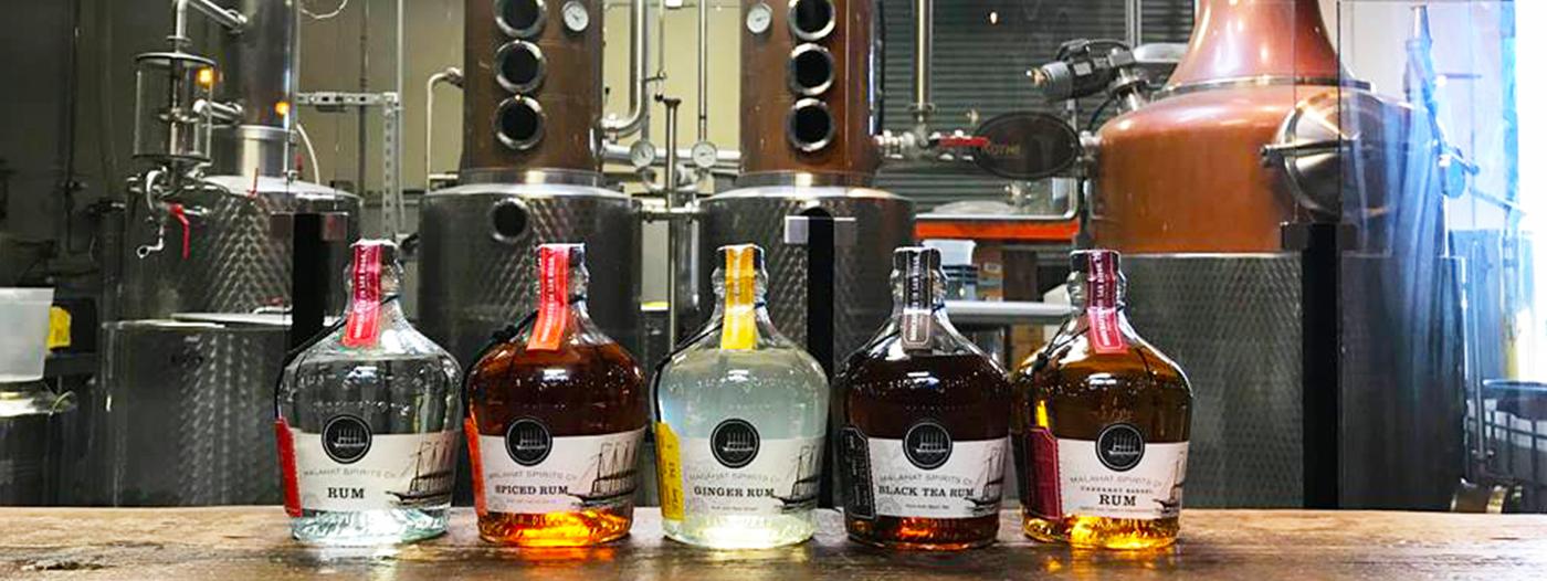 7 Distilleries Worth Sampling in San Diego