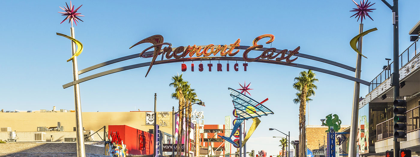 From Legalized Gambling to The Downtown Project: The History of Fremont East