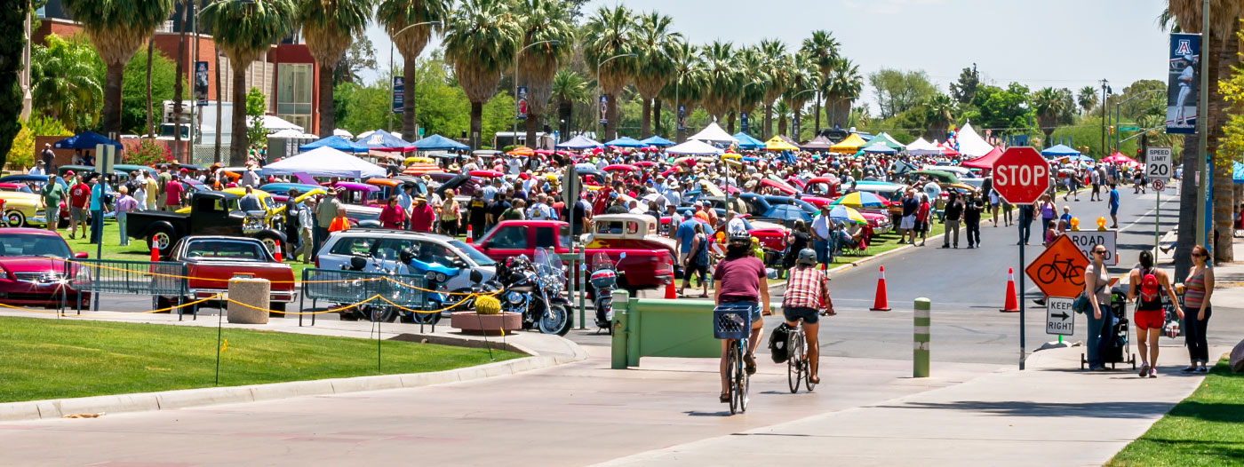 Why You Should Live in Tucson if You Cycle