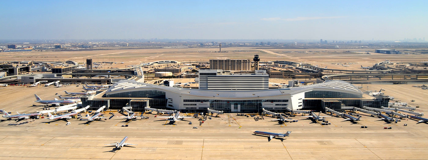 Where to Live if You Want to Live Close to Dallas-Fort Worth Airports