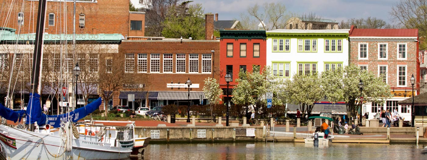 9 Washington D.C. Suburbs With the Best Downtowns