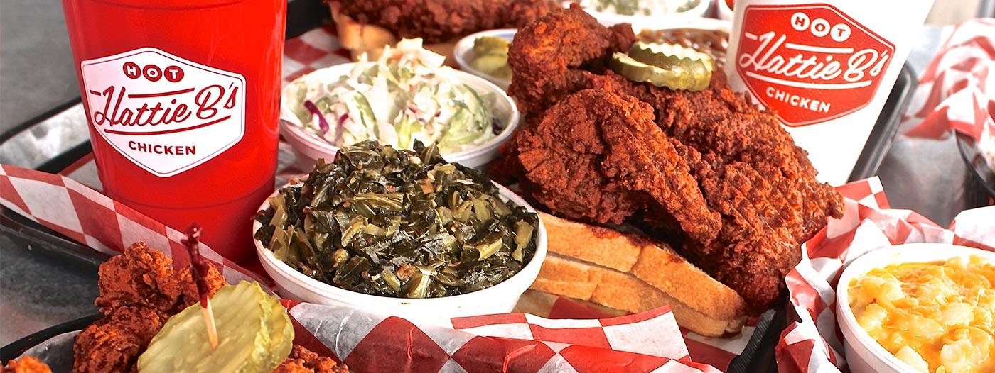 The Best Neighborhoods to Find Nashville Hot Chicken