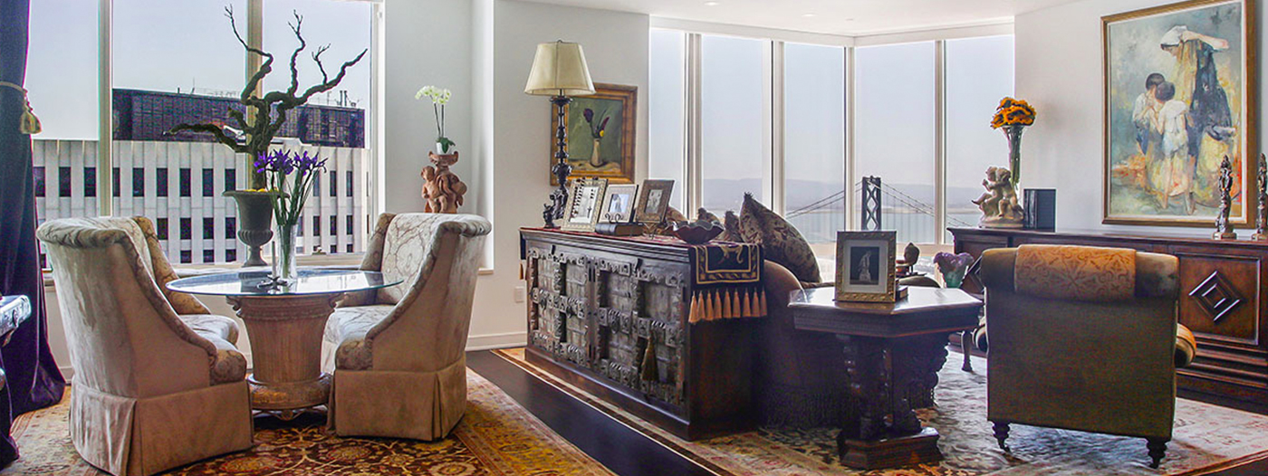 Take a Look Inside Joe Montana's Leaning $4M San Francisco Condo
