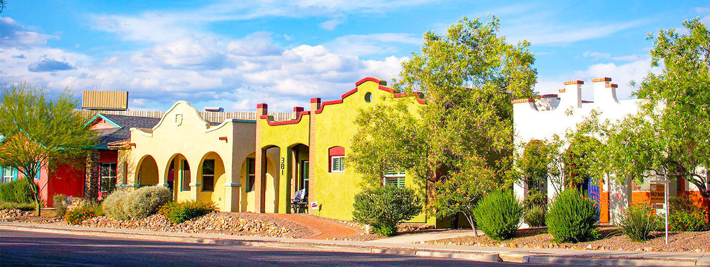5 Affordable Historic Neighborhoods in Tucson