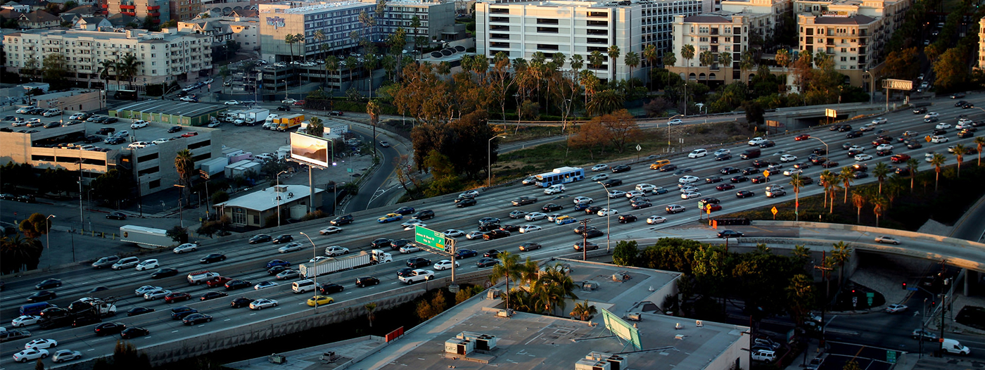 Want to beat Los Angeles traffic on Thanksgiving? You better leave early