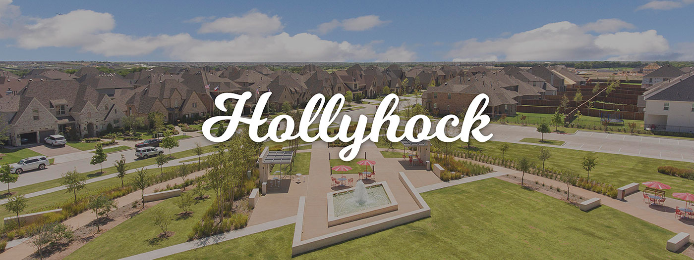 Community Spotlight: Hollyhock