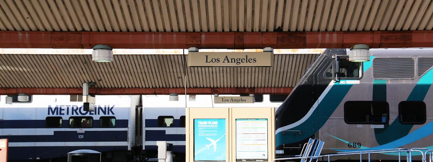 Getting Around Los Angeles On Public Transit