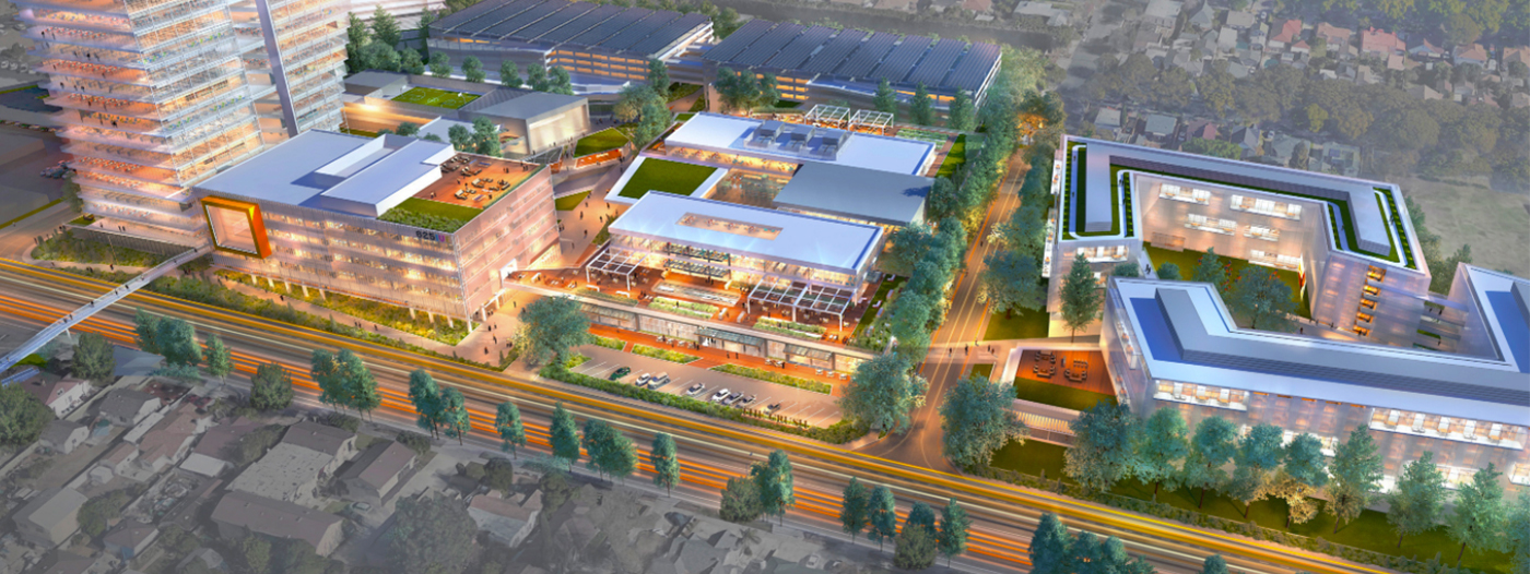 Plans Unveiled for $1 Billion Mixed-Use Development in Santa Ana