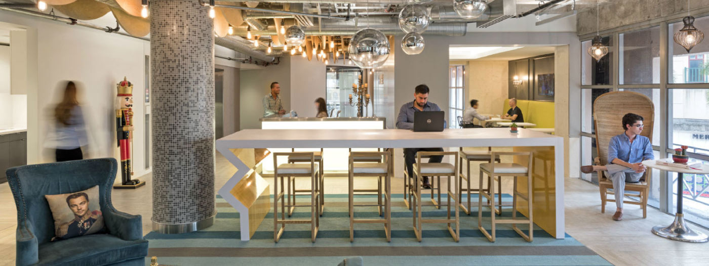 Miami Neighborhoods Where You Can Find Coworking Spaces