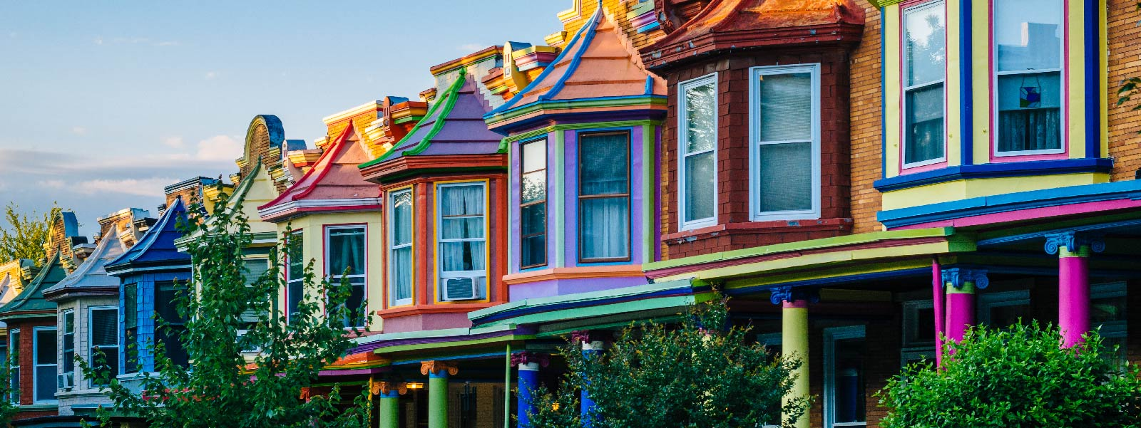 Consider Moving to These 3 Cool Neighborhoods in Baltimore