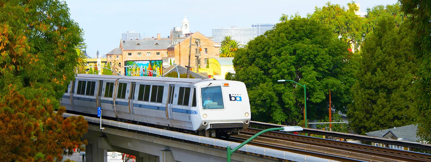 Best Suburban Cities for an Easy Commute to San Francisco