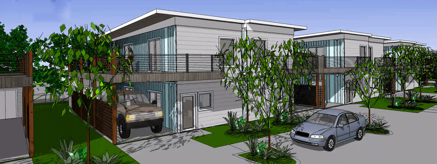 Habitat for Humanity Gets the Greenlight in McKinney for Affordable Shipping Container