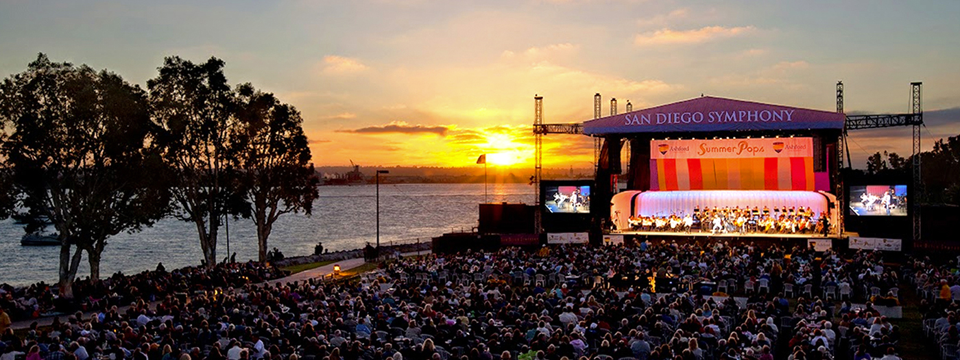 San Diego Symphony Seeks Permanent Bayfront Home in Embarcadero