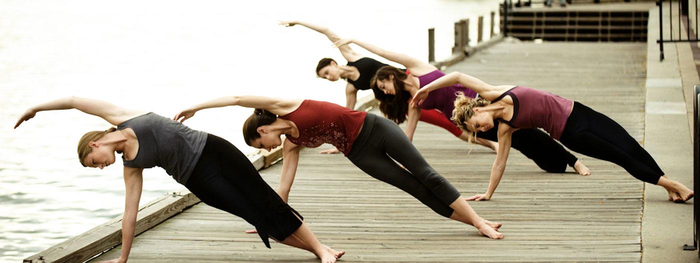 The Best D.C. Neighborhoods for Fitness