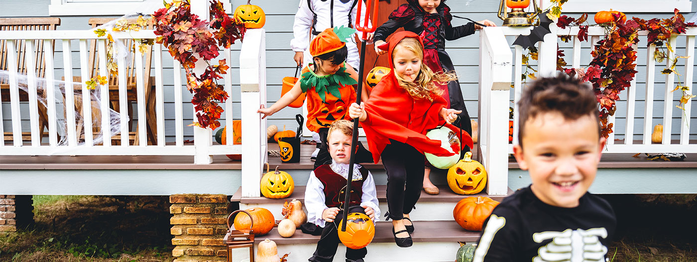 Best Dallas Neighborhoods for Trick or Treating