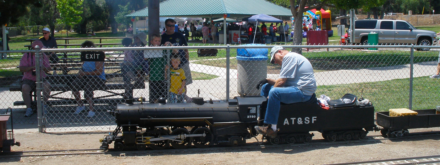 Residential Redevelopment Project Could Affect Chula Vista Live Steamers