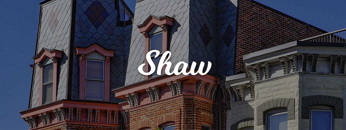What It's Like Living in Shaw, Washington, D.C.