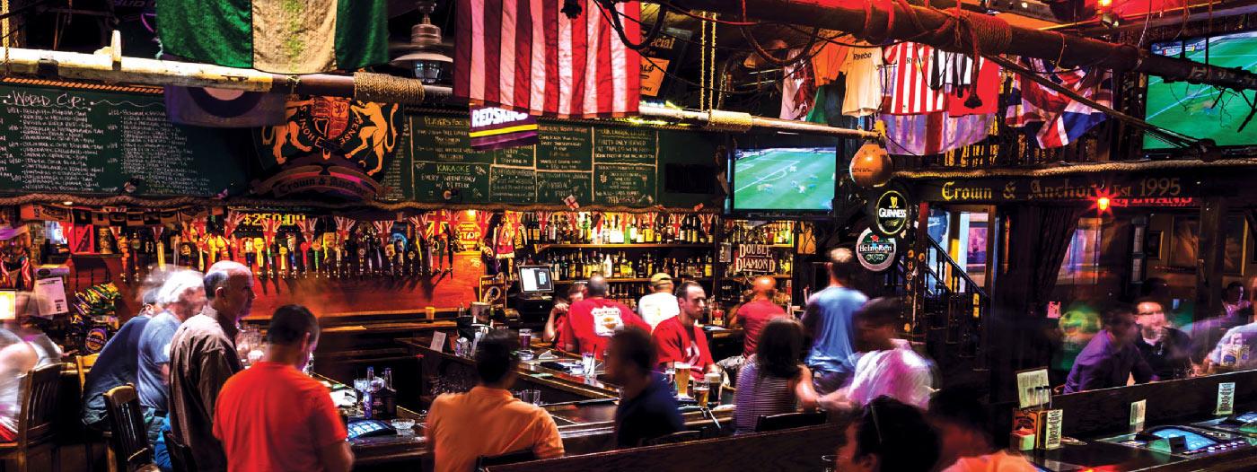 5 Great Soccer Pubs in Las Vegas
