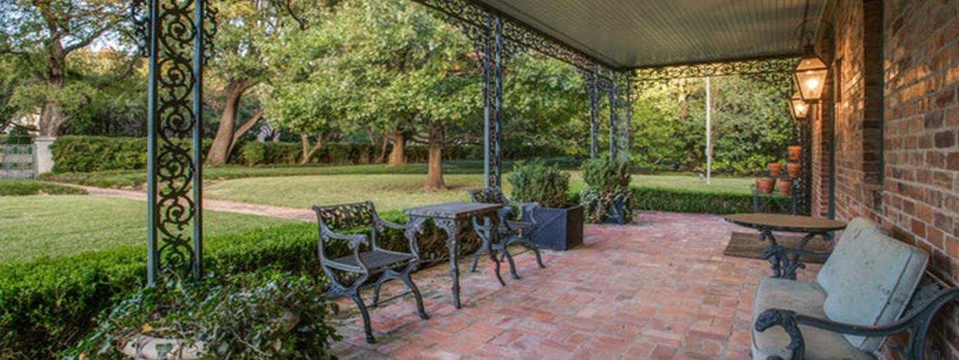 Historic Highland Park Estate on the Market for the First Time