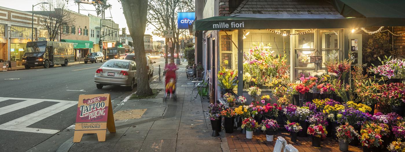 Meet My Neighborhood: Piedmont Avenue, Oakland