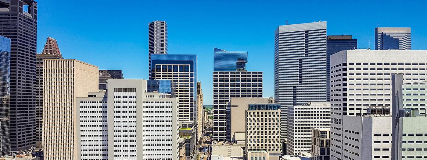 The Six Historic Wards of Houston