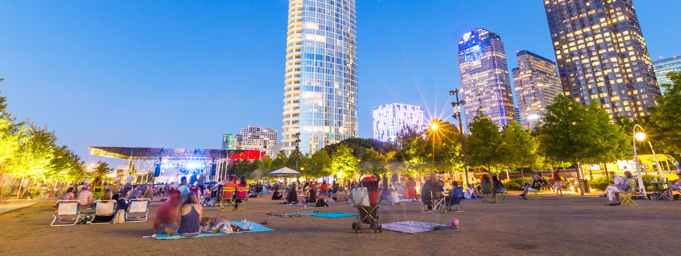 A Resident's Guide to Downtown Dallas