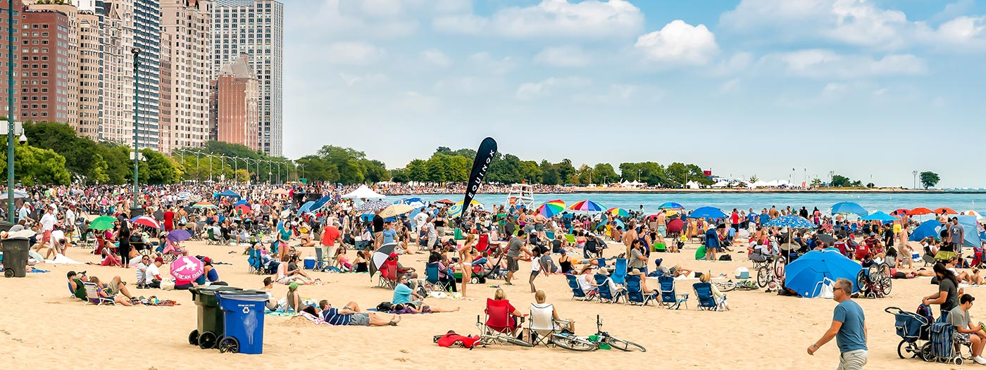 The Definitive Guide to Chicago's Hottest Beaches
