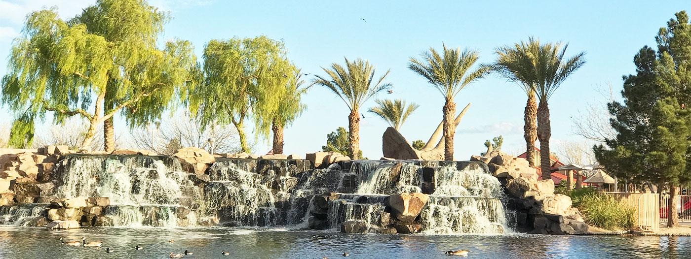 Las Vegas' Greenest Neighborhoods